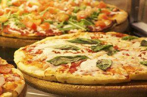 Speisekarte vom der Pizzeria Calabria mit traditionellen italienischen Essen sowie knuspriger Pizza mit Lieferservice in Oelde.